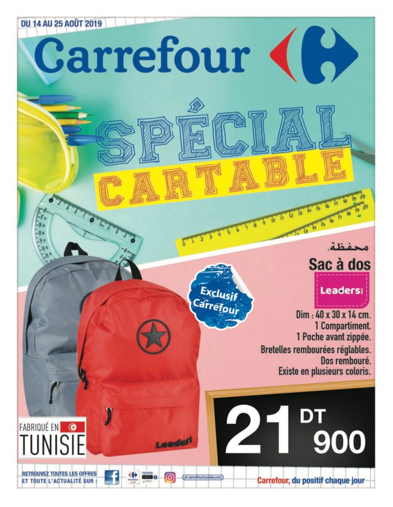 Catalogue carrefour septembre 2019