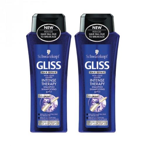Promo shampooing gliss
