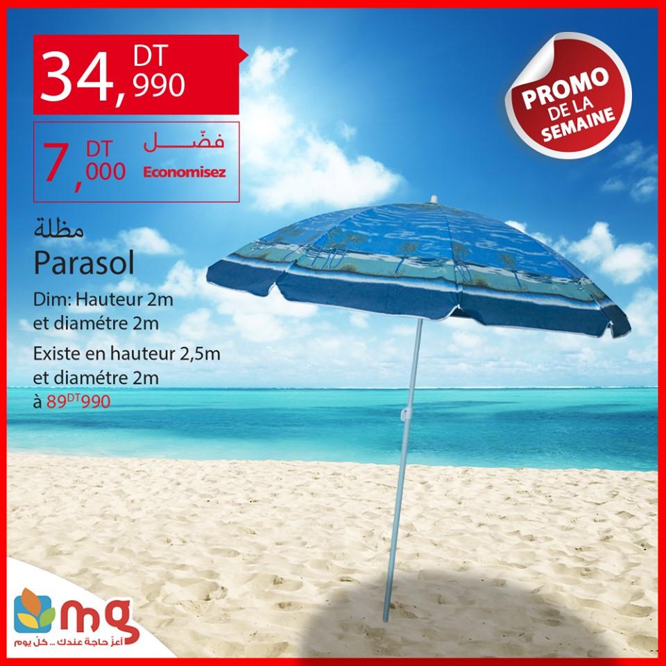 Promo Parasol