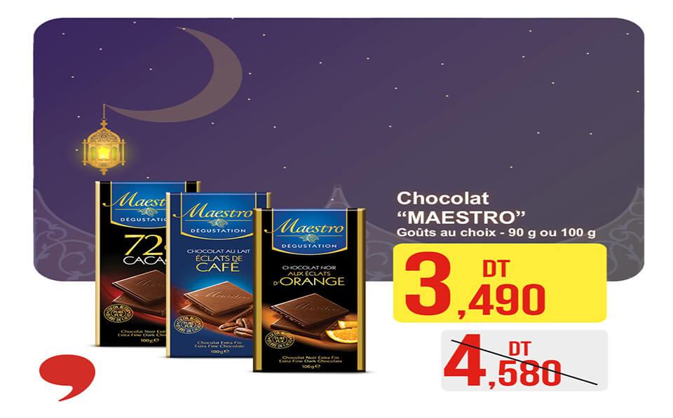 Chocolat MAESTRO
