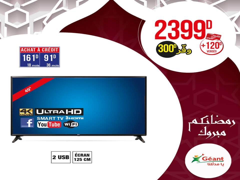 TV LED 4K SMART LG