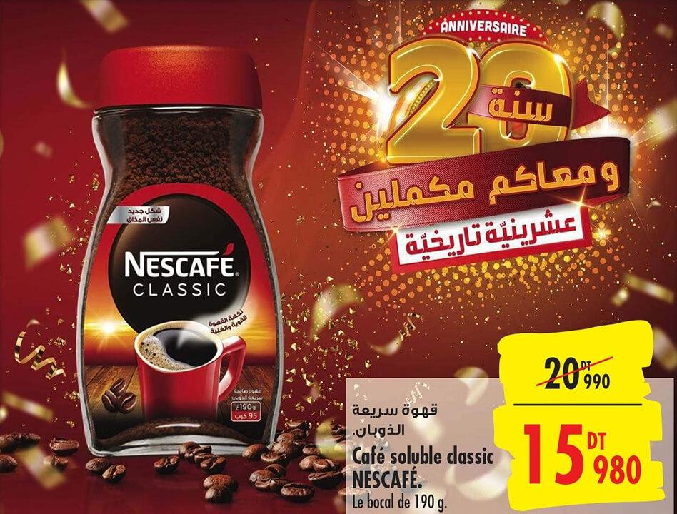 Nescafé Soluble classic NESCAFE